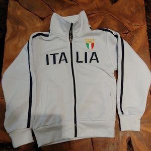 Beautiful Sweater with Zipper Italia